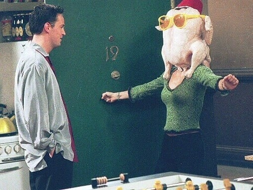 """The One With All the Thanksgivings"" (Season 5)"