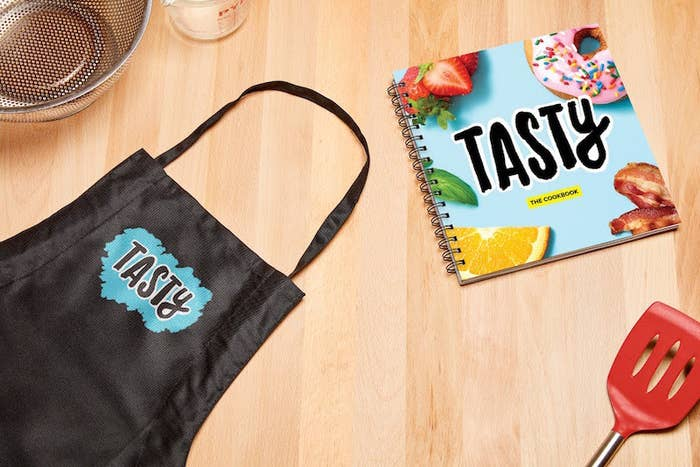 Plus, it comes with a free Tasty apron! Get it from Tasty for $39.95 (with free shipping).