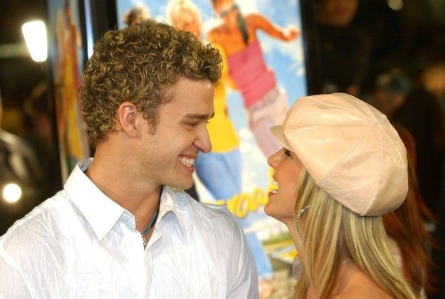 So here's to you Justin and Brit. We miss the beautiful music you used to make together.