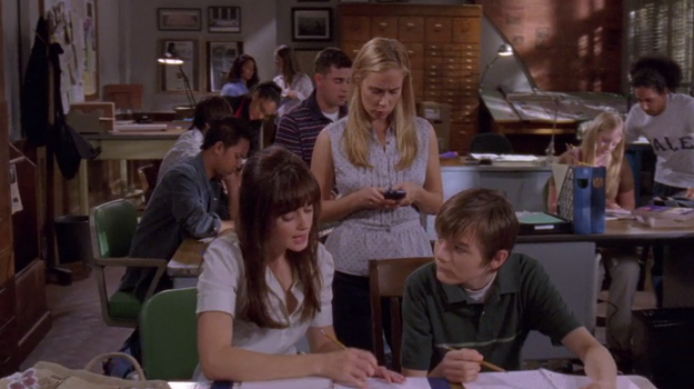 Rory spends her summer tutoring kids for the SATs while getting used to Logan working in London.