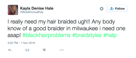 17 Hair Struggles That've Tried Your Life At Least Once If You're A Black Girl