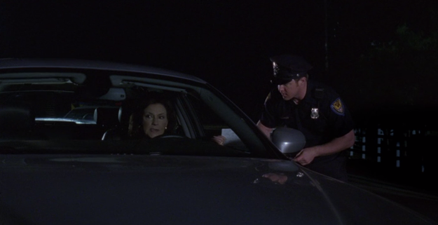 They even pick up Emily from jail because she got pulled over for talking on her phone while driving (and for giving the officer a hard time).