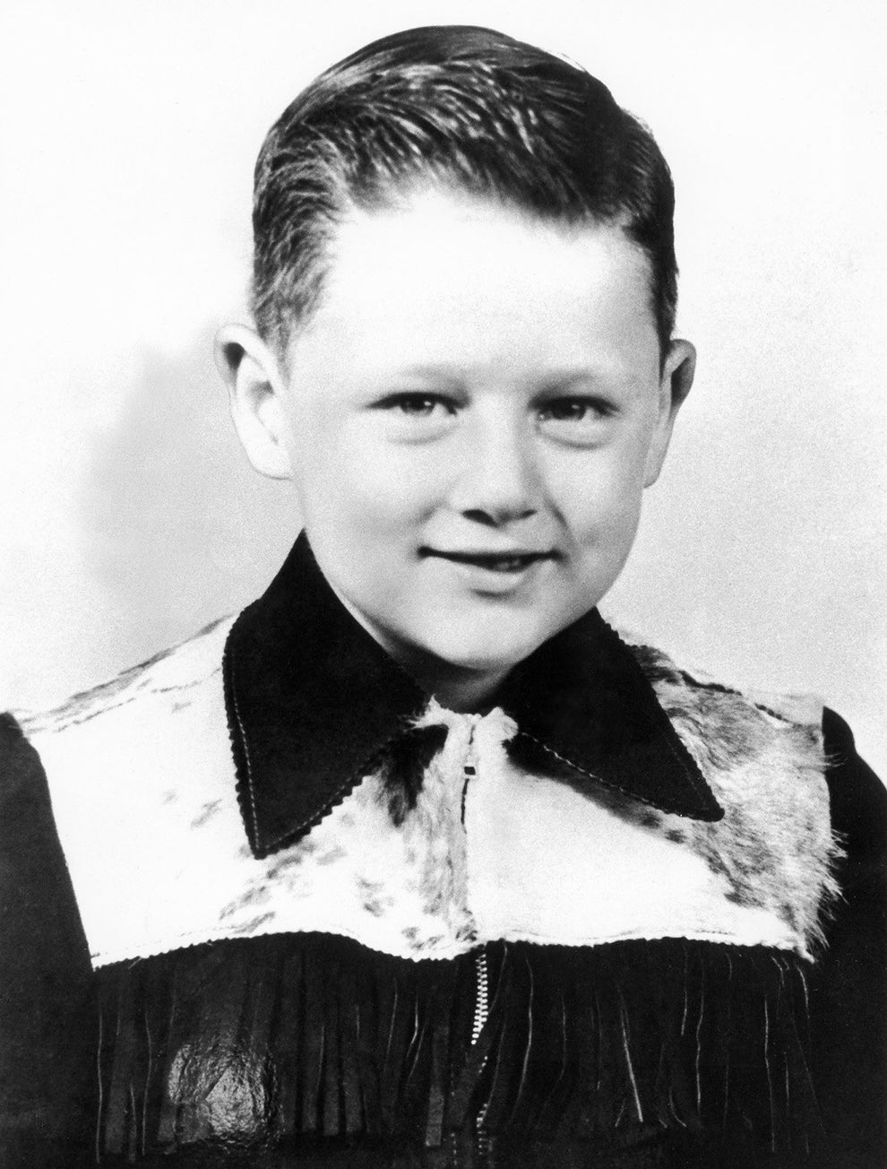 26 Pictures Of Famous People From History As Youngsters