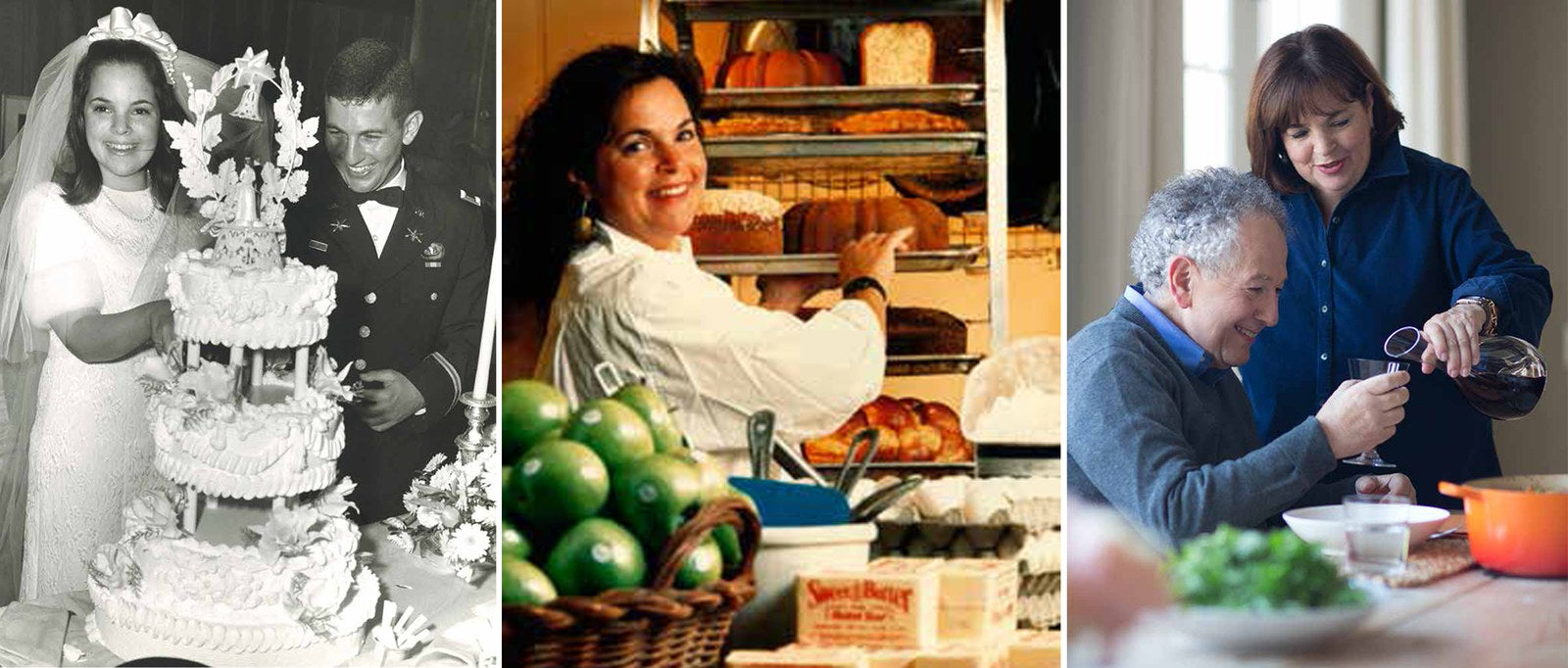 "how simple is that?"": at home with ina garten"