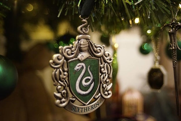 Whether you're a Slytherin...