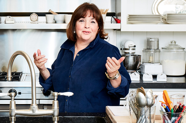 "Ina Garten how simple is that?"": at home with ina garten"