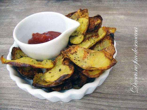 Potato Skin Fries