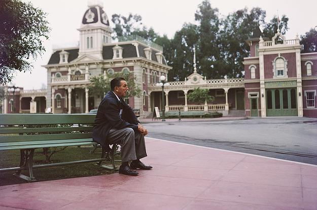 So sah der Eröffnungstag von Disneyland 1955 aus