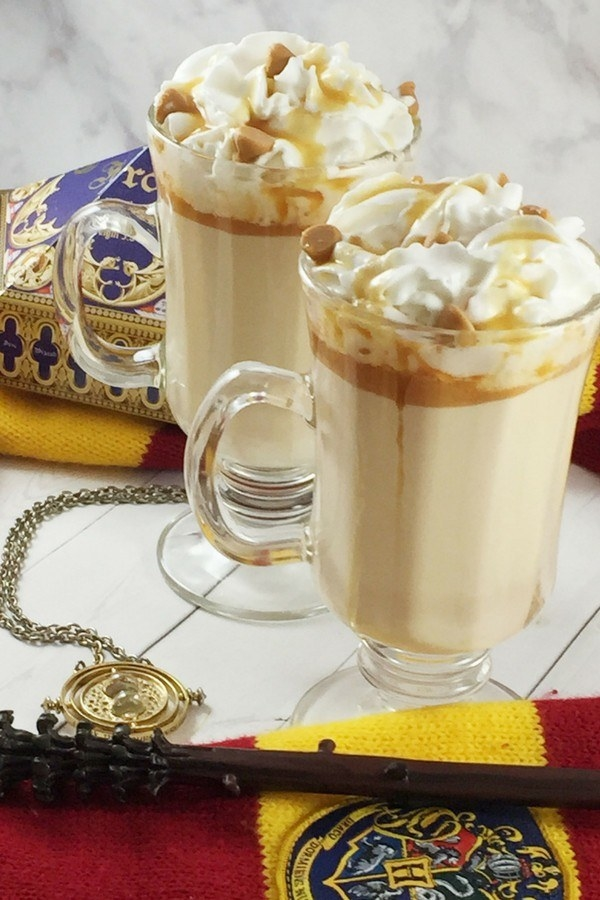 Butterbeer Hot Chocolate