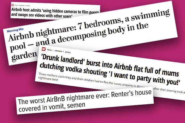 Tell Us About The Worst Place You've Ever Stayed On Holiday