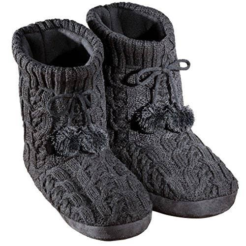 Promising review   quot I like the comfort and warmth of these slippers. I  15a70a0d3