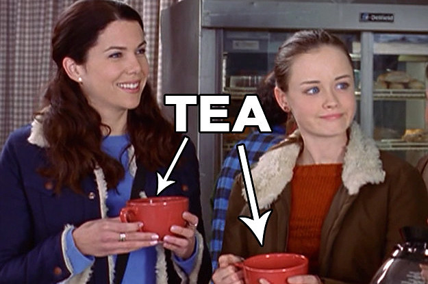 46 things that would happen if gilmore girls were set in britain. Black Bedroom Furniture Sets. Home Design Ideas