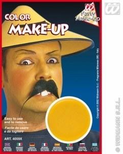 Et une autre version en jaune pour «ressembler» à une personne asiatique comme le prétend la photo de présentation.