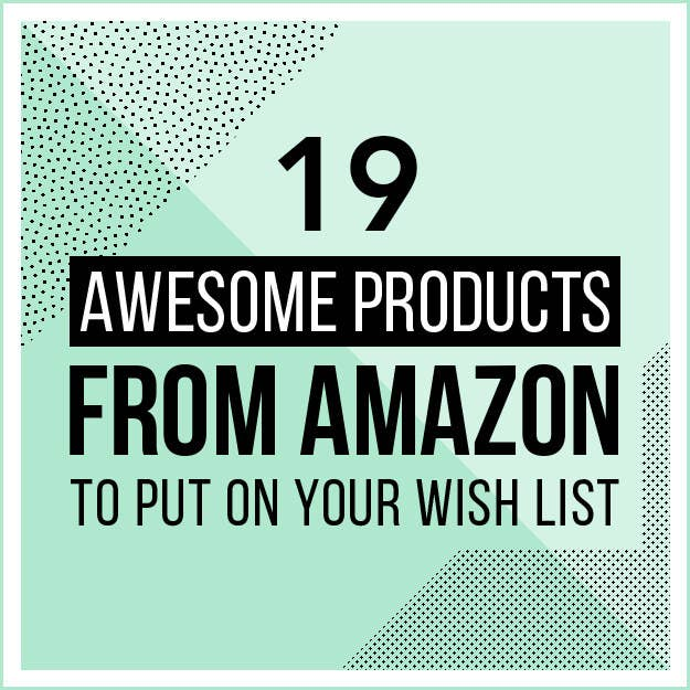 27ee65f95e84 19 Awesome Products From Amazon To Add To Your Wishlist