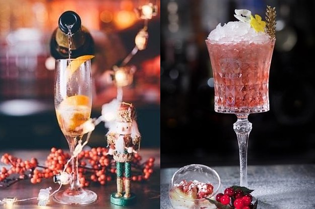 21 Easy Cocktails To Make At Your Christmas Party This Year