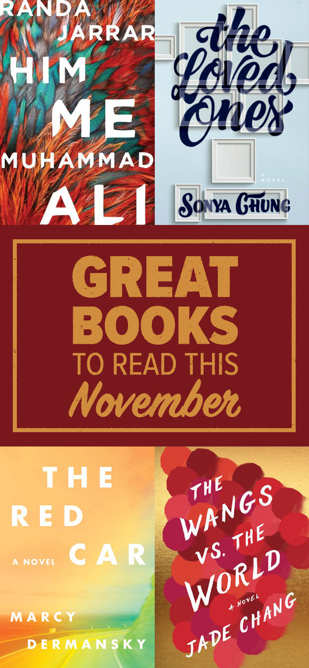 4 Great Books To Read In November