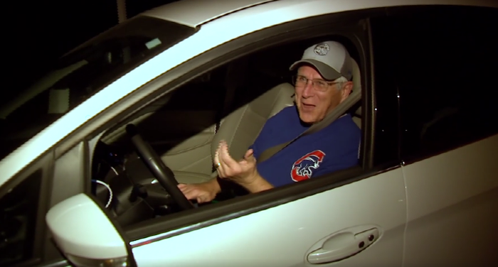 "Decades ago, Wayne Williams, a fan from North Carolina, made a promise to his dad.""When the Cubs — not if, when — the Cubs got into the World Series, we would make sure we listen to the games together,"" Williams told WTHR."