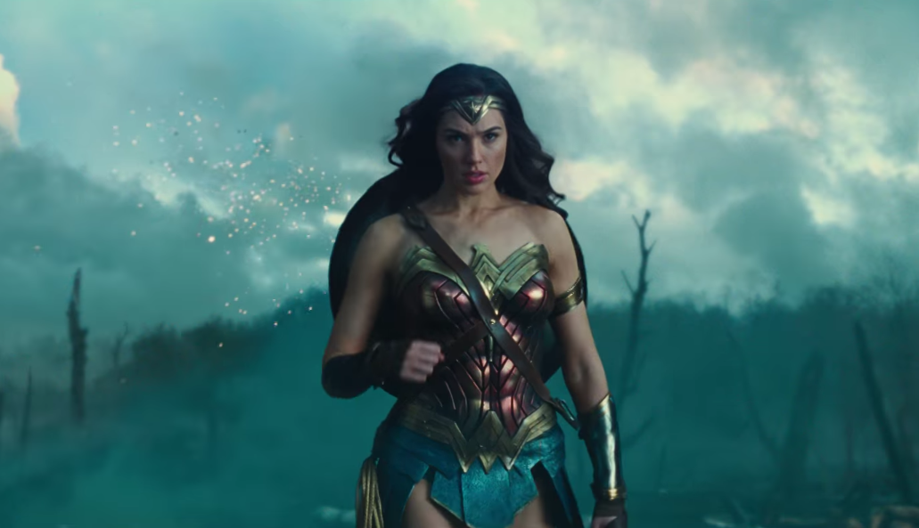 """The New """"Wonder Woman"""" Trailer Is Fucking Gorgeous"""
