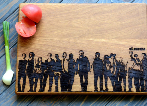 A cutting board that's perfect for all your chopping needs.