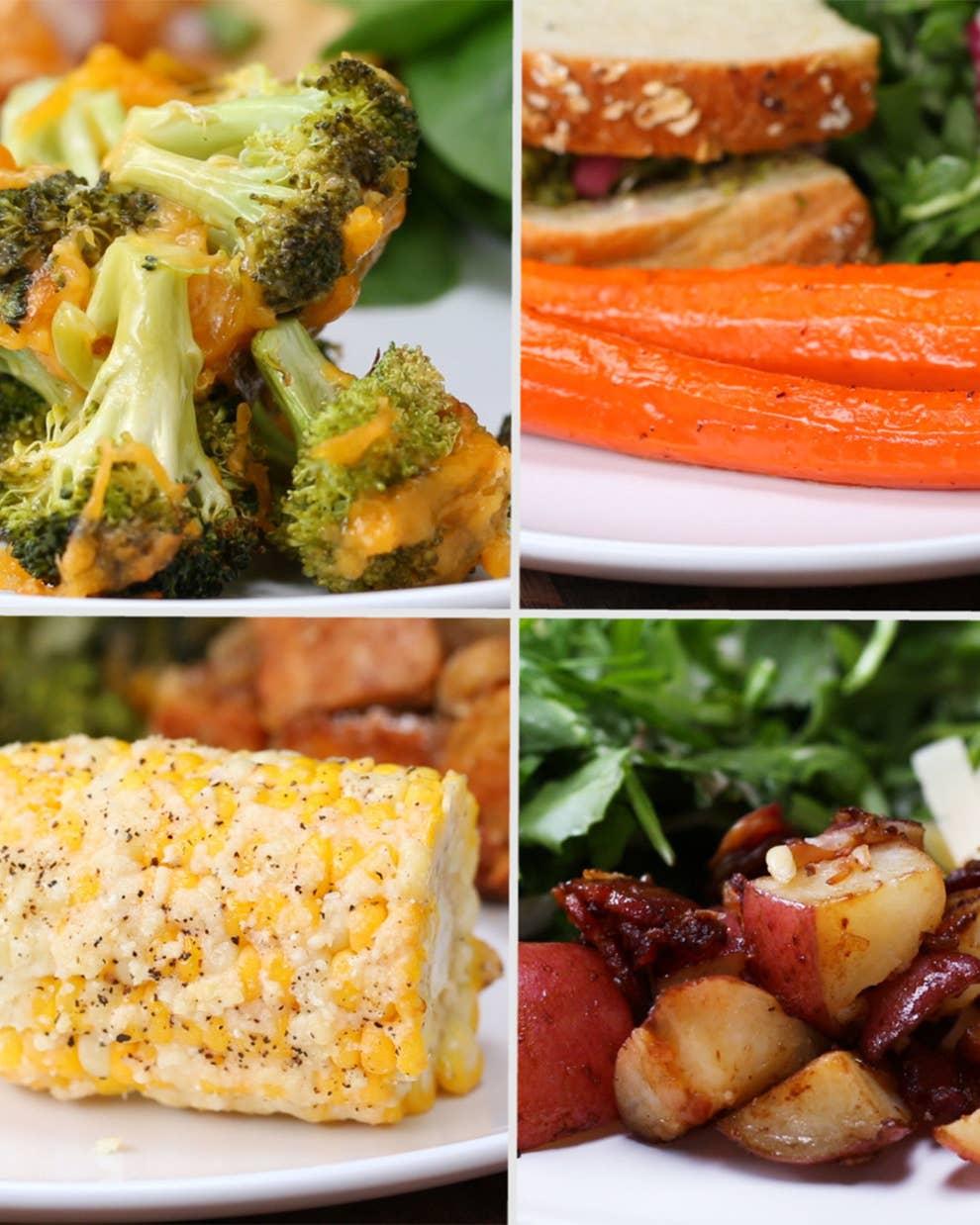Recette Facile Du Tian Provencal 4 recettes faciles pour préparer des légumes, avec seulement
