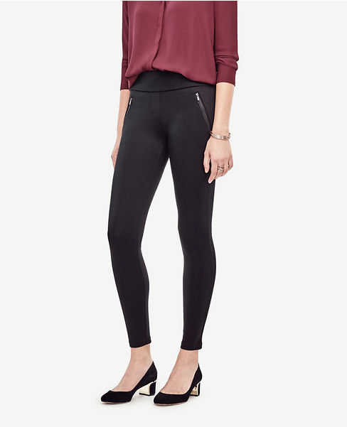 c7ba6853d12 Thick leggings you can totally wear to the office as pants.
