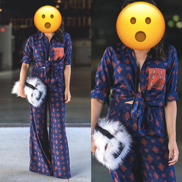 Dejemos en 2016 la prueba máxima de nuestra hueva: la pijama elegante.