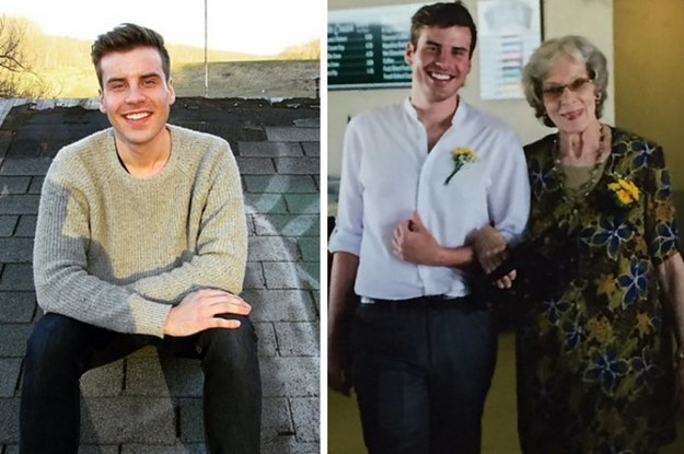A Gay Man Was Not Permitted To Sing At His Grandmother's Funeral Because Of His Sexuality