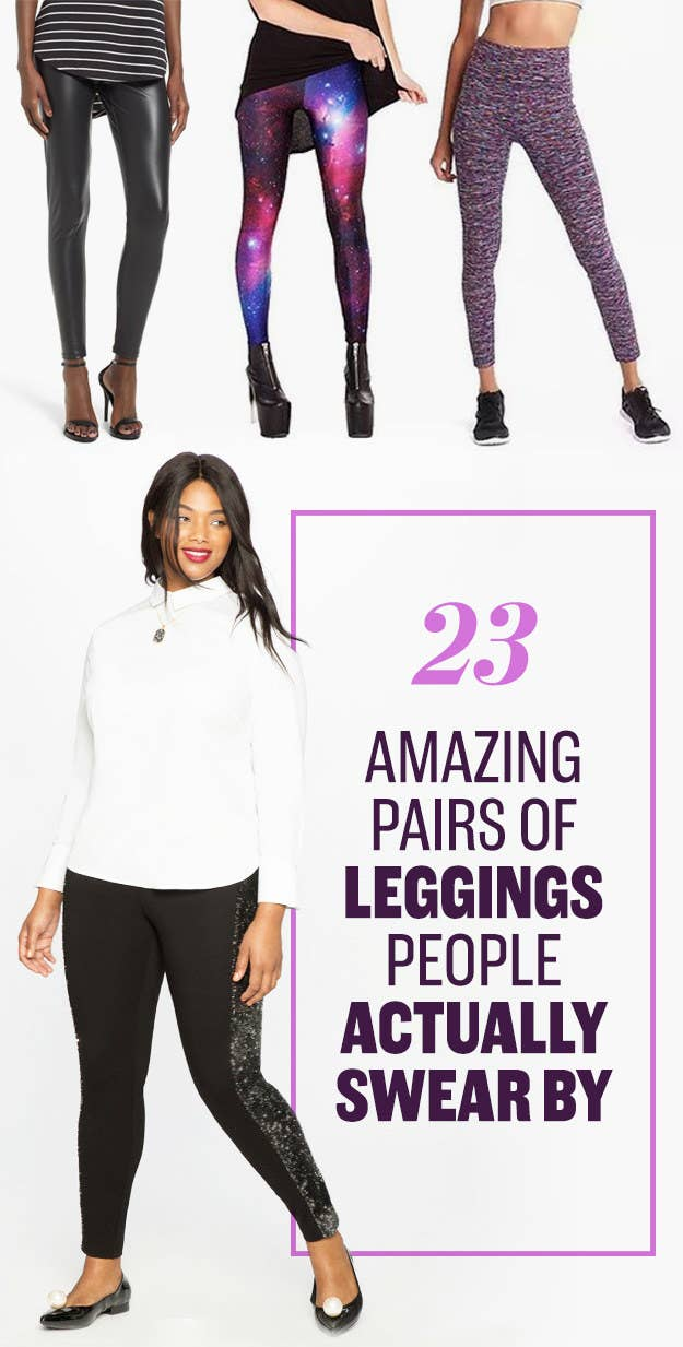 1b877027aea07 The Best Leggings That People Actually Swear By