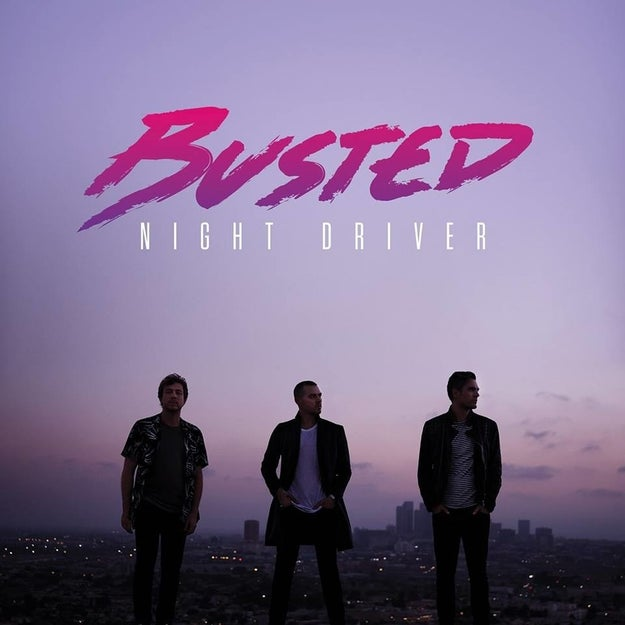 "Listen to ""Night Driver"" by Busted."