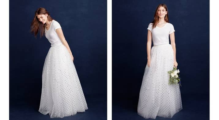 Jew is getting rid of its bridal collection and everything is on for the past 12 years jew has had a reasonably priced wedding gown and bridesmaid dress business junglespirit Choice Image