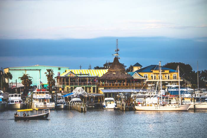This fishing village is home to some of the most beautiful beaches on the Gulf Coast, according to the Travel Channel. Consistently beautiful weather offers visitors excellent conditions for year-round fishing should they grow tired of the beach.