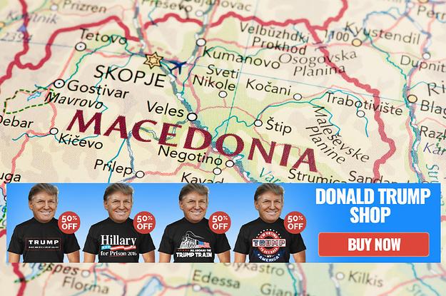 Wie Mazedonien zum Knotenpunkt für Pro-Trump-Propaganda wurde