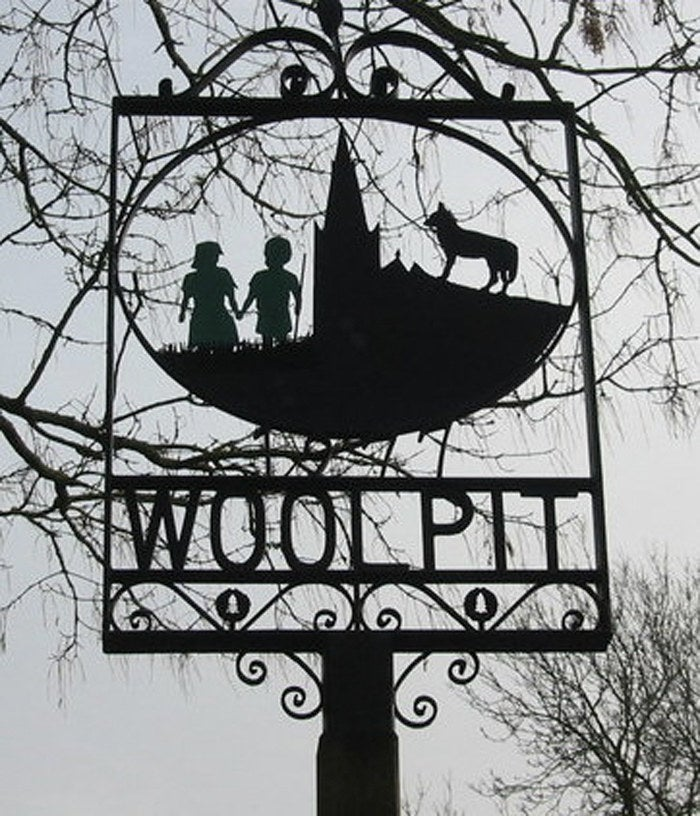 Back in the 12th century, two children, a brother and sister, allegedly popped up in the village of Woolpit, in Suffolk, England. Both had greenish-colored skin, spoke an unknown language, wore bizarre clothing, and initially refused to eat any food other than raw beans. They were taken in, cared for, and eventually they adapted, developing a taste for food and losing the green hue in their skin. Shortly after, the boy became sick and died, but after learning to speak English, the girl explained that she and her brother were from a place where the sun didn't shine bright, and it was perpetually twilight. She and her brother were there, herding their dad's cattle, when they heard some loud noise, and were suddenly in a new place where they were eventually discovered, in Woolpit. The girl grew up and integrated herself into her new surroundings. Though it remained unknown how she and her brother got there, the girl went on to get married and live her life here, in a dimension that might not actually be her place of origin.Read the full story here: Wikipedia