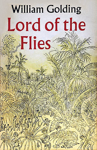 exploring the running theme in william goldings lord of the flies
