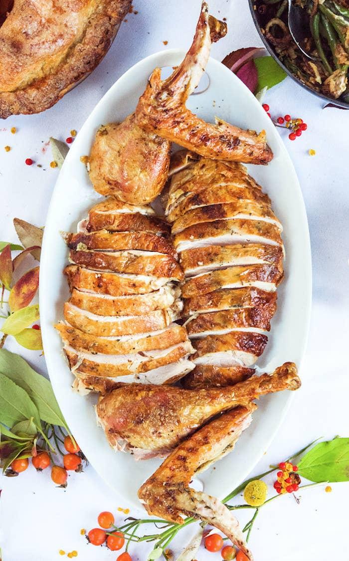 Recipe: Easiest Roast Turkey