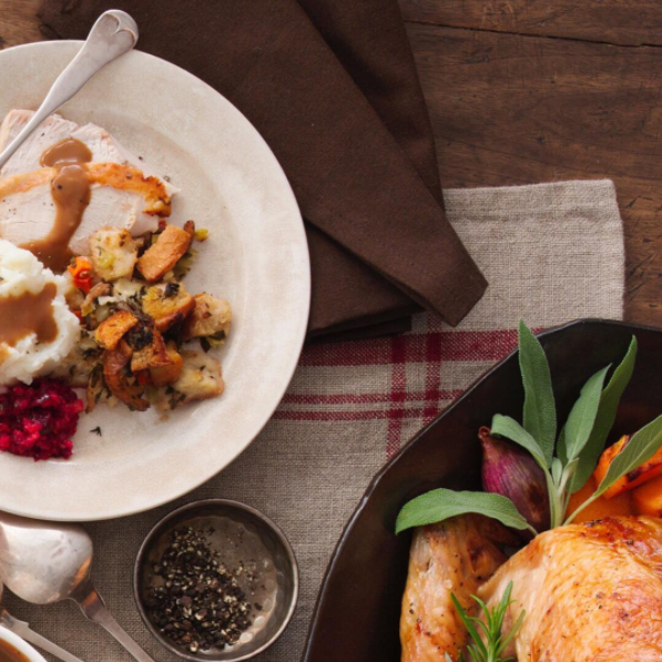 Whole Foods Thanksgiving Meal Instructions