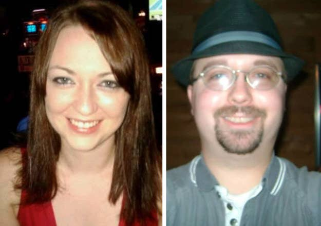 Kala Brown, left, and Charlie Carver disappeared in August. Police found Brown Thursday, but Carver remains missing.