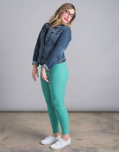 16fea9145d826b 15 Women Tried LuLaRoe's Leggings So You Don't Have To