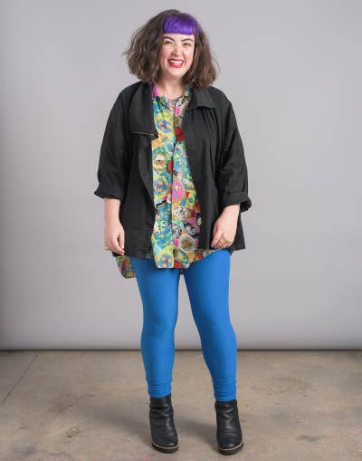 1933b6fa686a66 15 Women Tried LuLaRoe's Leggings So You Don't Have To