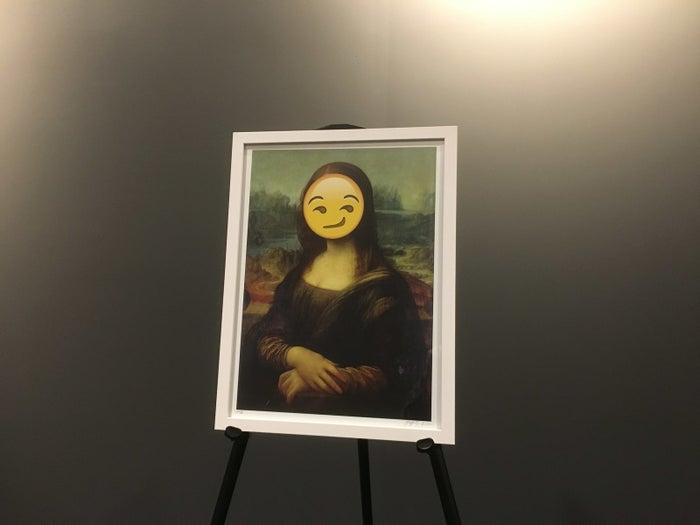 """Reimagining Masterpieces with Emoji"" by Yiying Lu"