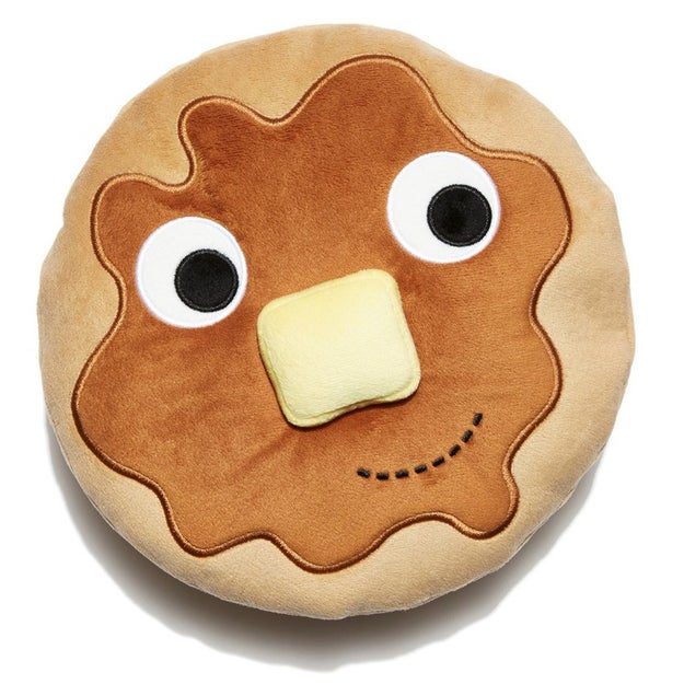 This adorable plush toy that'll give them breakfast in bed everyday.