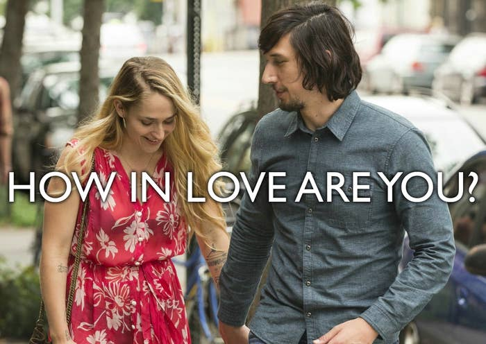 Are You Actually In Love?