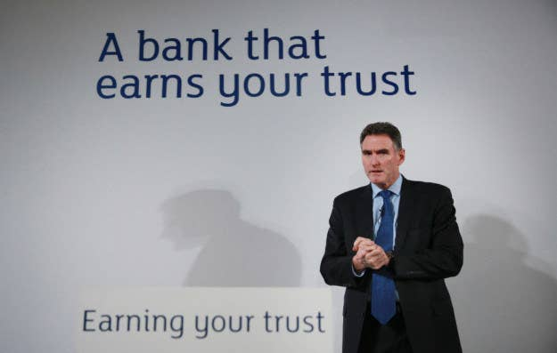 "Ross McEwan, the chief executive of RBS, apologised that small-business customers were subjected to a ""traumatic and painful experience""."