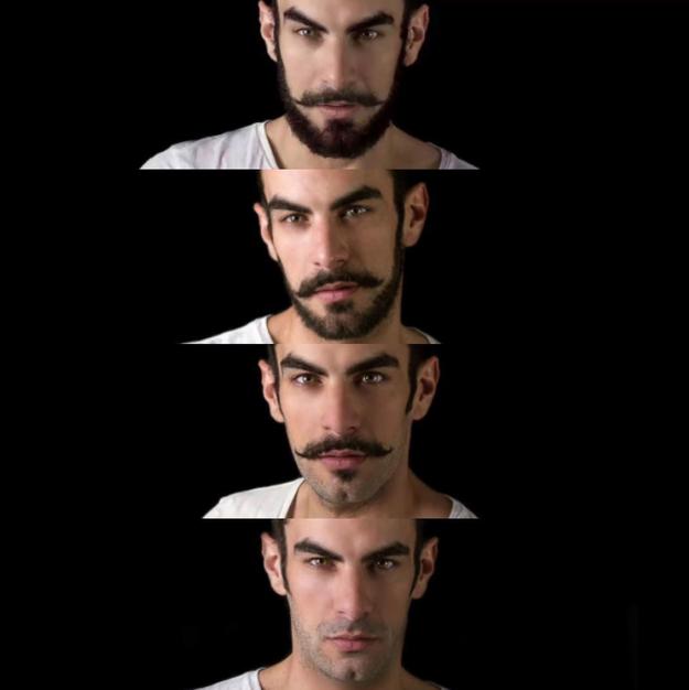 Las barbas aumentan en 3000 puntos la guapura de cualquier hombre.