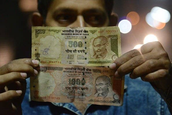 The move has been made in a effort to tackle corruption and black money.