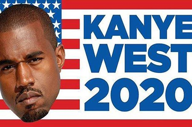 Kanye West Tour 2020 People Are Ready For Kanye West To Be The Next US President