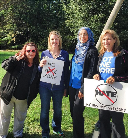 If you're worried about Islamophobia, you can get involved with the Council On American–Islamic Relations (CAIR).
