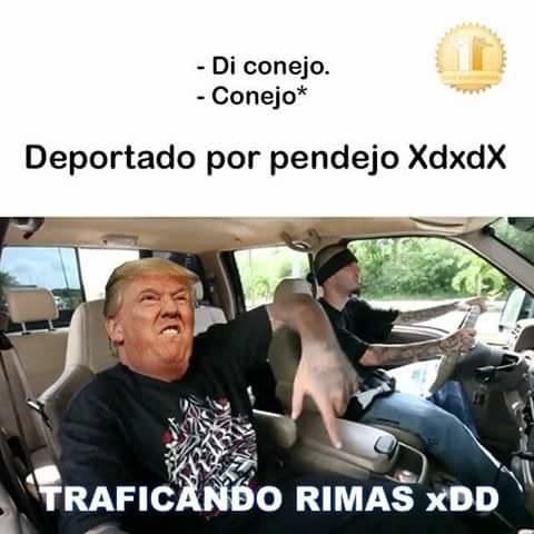 ¡Ya, Donald!