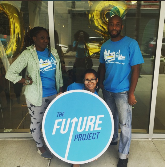 If you're worried about the opportunities for young people in America to succeed, you can donate to The Future Project.