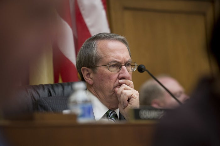 House Judiciary Committee chairman Rep. Bob Goodlatte